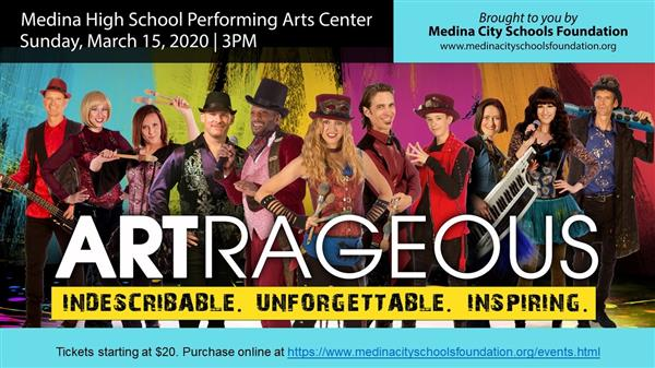 Medina City Schools Foundation Presents Artrageous