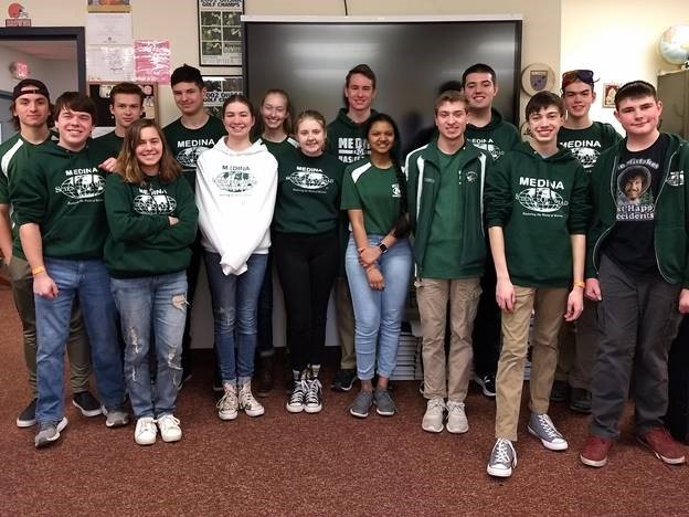 Science Olympiad Teams Qualify for State Tournament