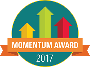 Medina City Schools Receives the 2017 State Momentum Award