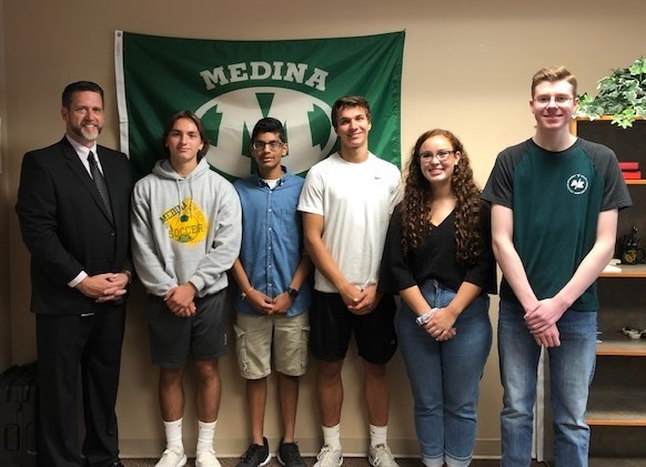 National Merit Scholar Semifinalists Named