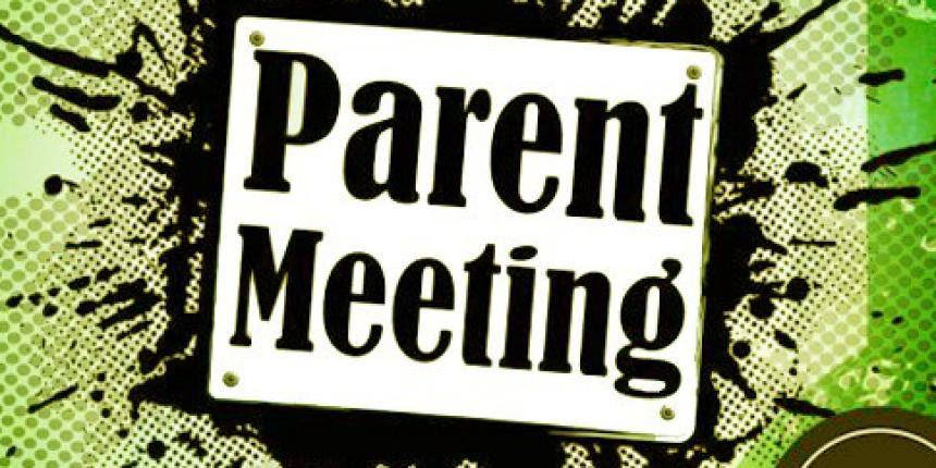 Middle School Teaming Parent Meeting