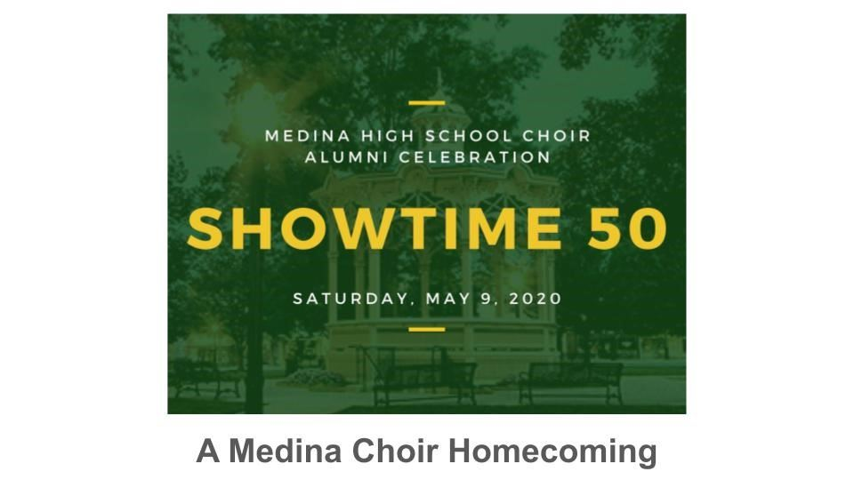 Medina High School Choir Celebrates 50 Years of Showtime