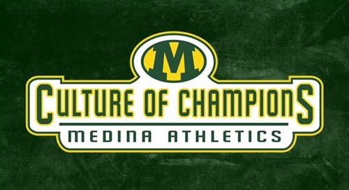 Medina Athletics Logo