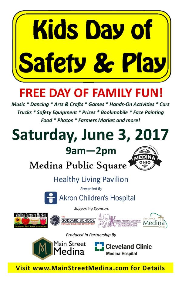 Kids Day of Safety & Play