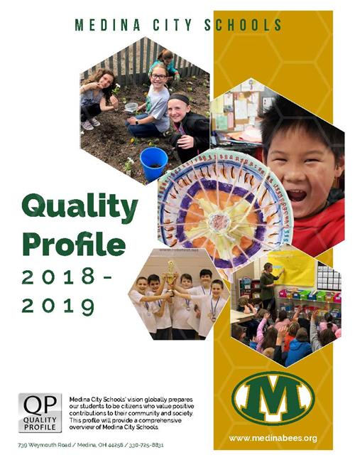 Medina City School 2018-2019 Quality Profile