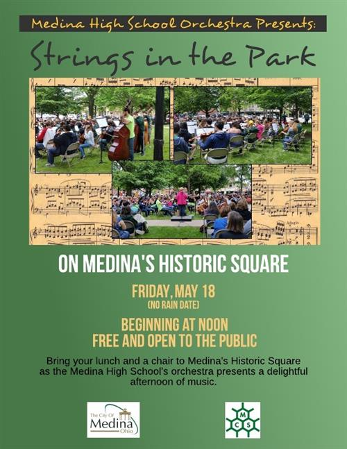 Strings in the Park
