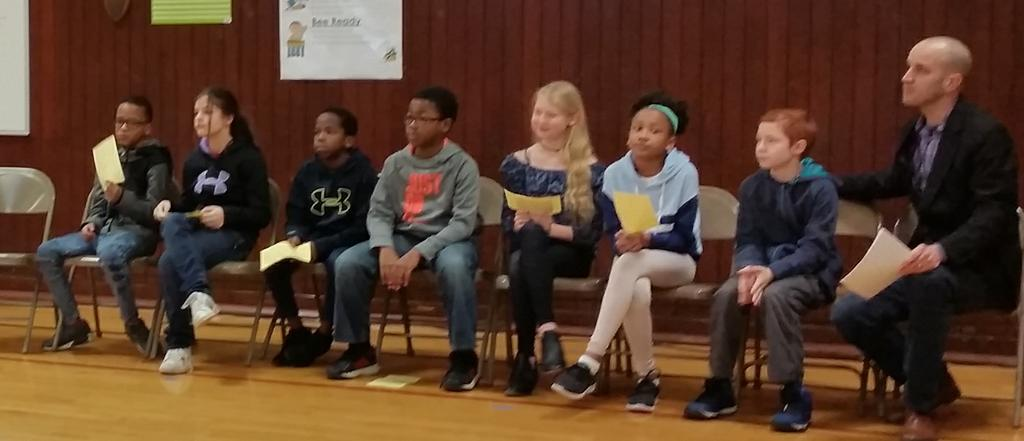 Garfield Fifth Grade Student Songwriters Share Their