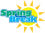 Spring Break Image March 25-29, 2019
