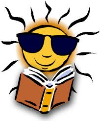 Sun with Book