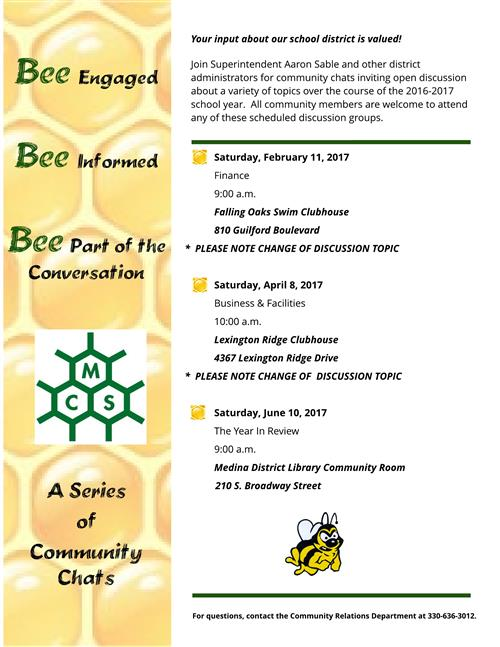 Bee Engaged Bee Informed Bee Part of the Conversation